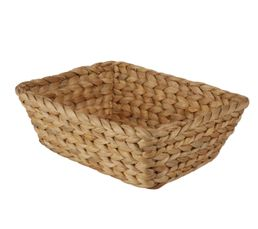 JACINTHE Panier rectangle unitaire Naturel