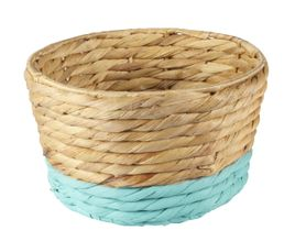 VALENCE Panier color PM Turquoise
