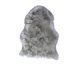 Tapis 65x90 cm LOUP gris