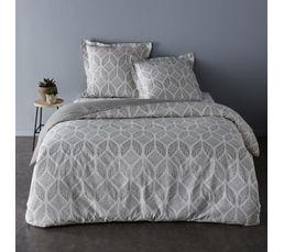 parure de lit 2 personnes pas cher promo et soldes la deco. Black Bedroom Furniture Sets. Home Design Ideas