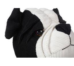 Cale porte DOG Noir
