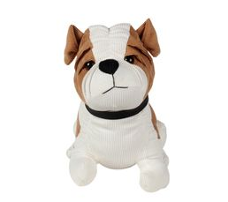 Cale porte DOG Marron