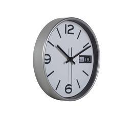 NEW URBAN Horloge D.25 cm Blanc