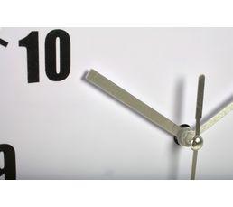 Horloge HOUR 3 Blanc