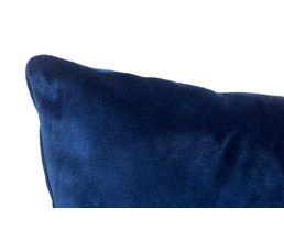 Coussin 40x40 cm MILANO Bleu