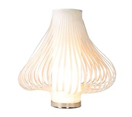 ZOE Lampe à poser Blanc