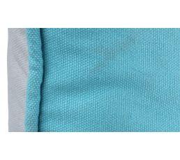 Coussin 35x55 cm SEATTLE Bleu