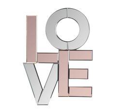LOVE Miroir Gris