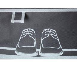 Range chaussures RANGE CHAUSSURES Gris