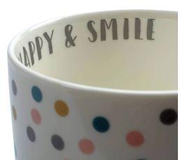Mug en porcelaine SEATTLE Assorti
