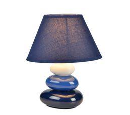Lampe de chevet EMMA 3 Bleu
