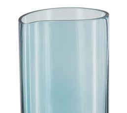 Vase en verre H. 22 cm FLODO Céladon
