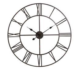 horloge murale poser et pendule pas cher. Black Bedroom Furniture Sets. Home Design Ideas