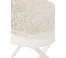 Chaise pliante SIBERIE Blanc