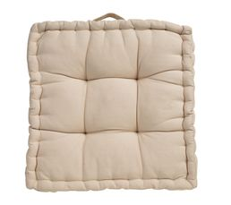 COLOR Coussin 40 x 40 cm Taupe