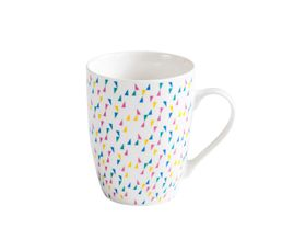 Mug 350 ml ON THE MOVE Multicolore