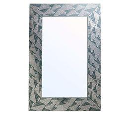 SANDY Miroir 60x90 cm Silver