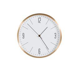 Horloge ø 29 cm ALY Champagne