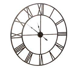 Horloge D.100 cm STATION Noir