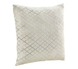Coussin 45x45 cm CARRIE Gris