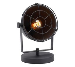 LAMPE A POSER H.29 CM ERNEST Noir