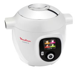 Multicuiseur intelligent MOULINEX CE851100 Cookeo