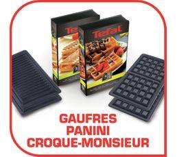 Croque-gaufre-panini TEFAL SW857D12