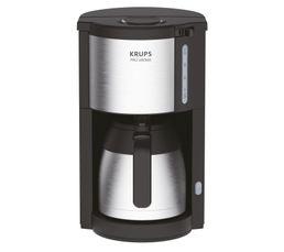 Cafetière KRUPS KM305D10 800W 1L Noir Inox