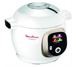 Multicuiseur intelligent MOULINEX CE851A10 COOKEO+