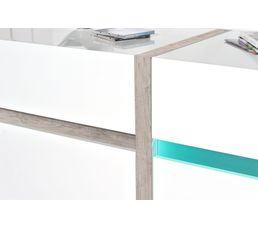Buffet LED LUMINA Blanc