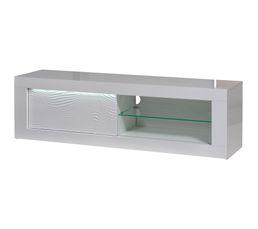 Meuble TV 1 porte coulissante KARMA 15SD3310
