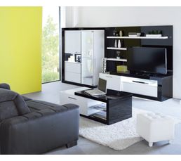 Fond Tv Viano 16sc4826 Meubles Tv But # Meuble Tv Avec Fond