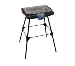Barbecue électrique MOULINEX BG135812 Pieds amovible