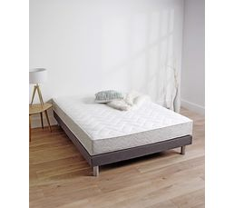 matelas 140 x 190 cm dreamea memopulse matelas but. Black Bedroom Furniture Sets. Home Design Ideas