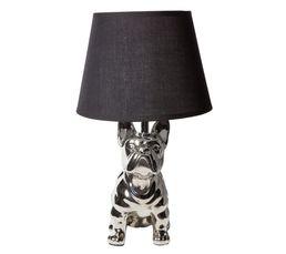Lampe A Poser Bill Noir Lampes A Poser But