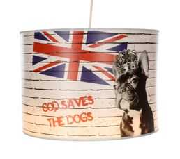London Dog Suspension Multicolor