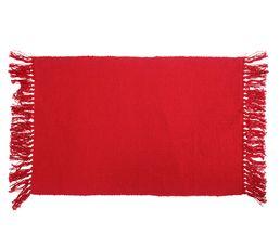 Tapis 45x70 cm PRIMO Rouge