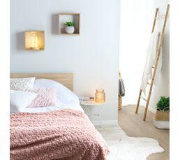 good tapis x mountain imitation fourrure blanc with tapis bambou blanc. Black Bedroom Furniture Sets. Home Design Ideas