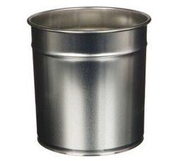 Corbeille 12L ALU Aluminium