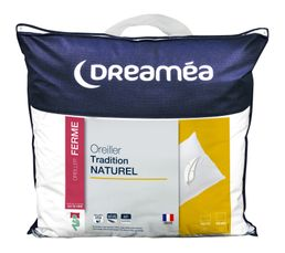 DREAMEA Oreiller 60 x 60 cm TRADITION FERME