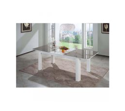 Table PACIFIC 10271TB/ Taupe/blanc