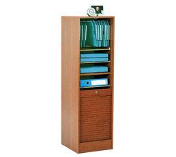 Classeur 140 Cm Matha Ch Ne Rustique Rangements But # Image Meuble Classeur Salon