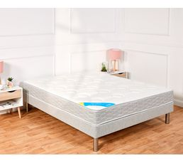 matelas 160x200 cm dunlopillo patient matelas but. Black Bedroom Furniture Sets. Home Design Ideas