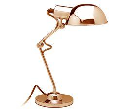 TEA Lampe de bureau Cuivre