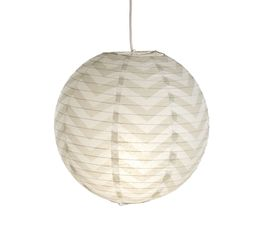 Suspension Sune  Gris
