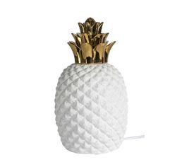 Lampe Ananas Ø 17 cm ANANAS Blanc