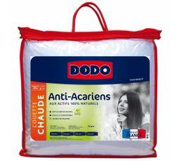 Couette 240 x 260 cm dodo proneem anti acariens couettes et oreillers but - Couette anti acariens ...