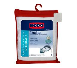 DODO Protège matelas 140x190 cm AZURITE