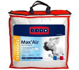 Couette tempérée 220x240 cm DODO MAX'AIR2