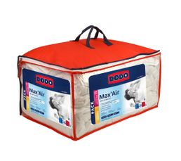 Couette 240x260 et 2 oreillers DODO PACK MAX'AIR2